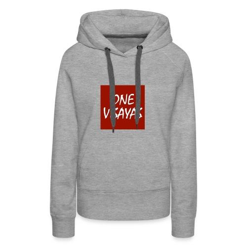 ONEVisayas Logo - Women's Premium Hoodie