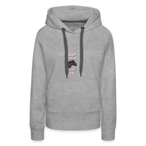 KEEP_CALM - Women's Premium Hoodie