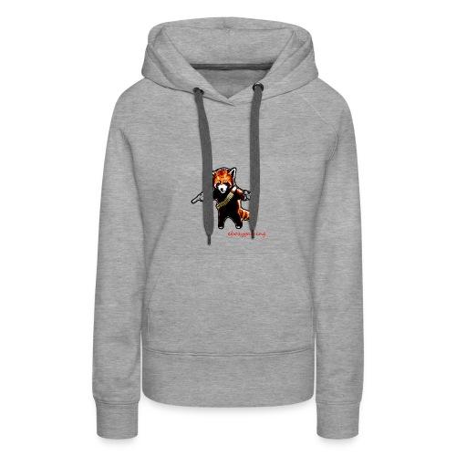 ebozygaming signature T-SHIRT - Women's Premium Hoodie