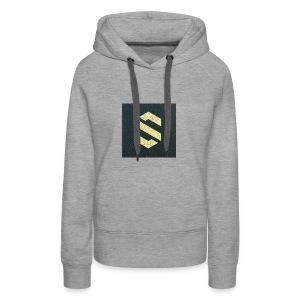 shirt online logo - Women's Premium Hoodie
