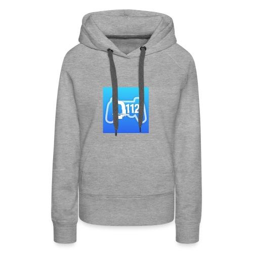 D112gaming logo - Women's Premium Hoodie
