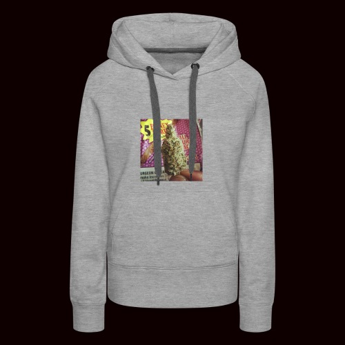 weed the best - Women's Premium Hoodie