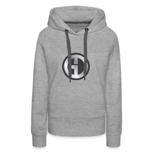Gristwood Design Logo (No Text) For Dark Fabric - Women's Premium Hoodie