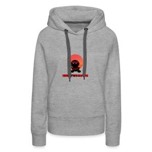 NFG Shirt Logo 2 - Women's Premium Hoodie