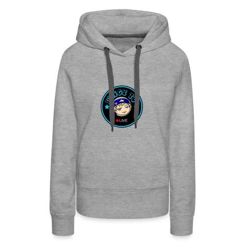 Wiigy Logo - Women's Premium Hoodie
