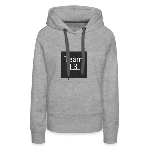 team 13 merch - Women's Premium Hoodie