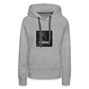 Motivational Quote Shirts - Women's Premium Hoodie