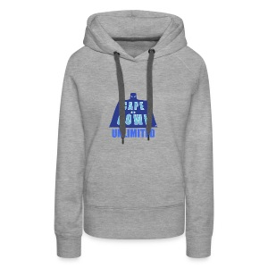 Cape and Cowl Unlimited - Women's Premium Hoodie