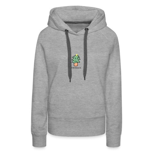 Christmas Logo - Women's Premium Hoodie