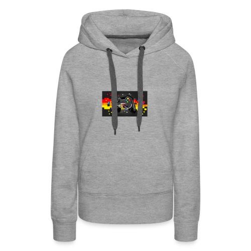 MNK_GAMING - Women's Premium Hoodie