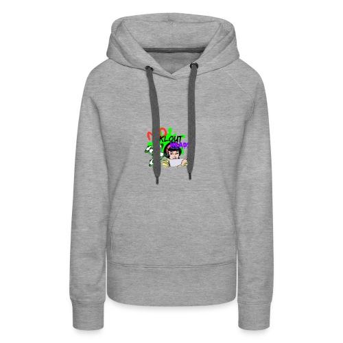 Noklouthead T-shirt - Women's Premium Hoodie