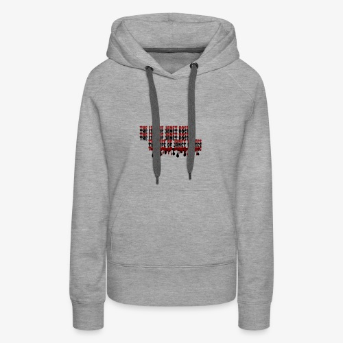 the life of janet rosie - Women's Premium Hoodie