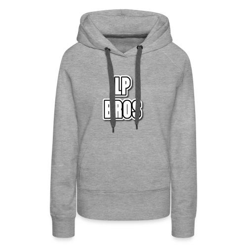 LPBros Logo - Women's Premium Hoodie