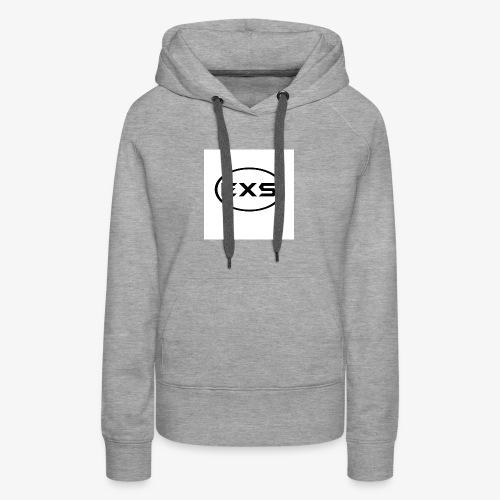 EXS Apparel Logo - Women's Premium Hoodie
