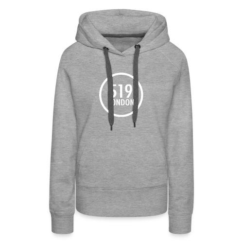 519 London - Women's Premium Hoodie