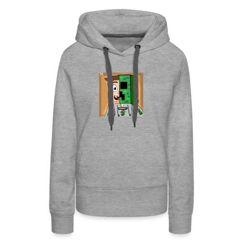 BuilderDan's Merchandise - Women's Premium Hoodie