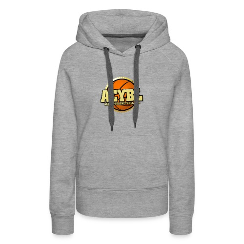 ACYBL ALL CAPE YOUTH BASKETBALL LEAGUE - Women's Premium Hoodie