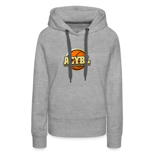 ACYBL : ALL CAPE YOUTH BASKETBALL LEAGUE - Women's Premium Hoodie