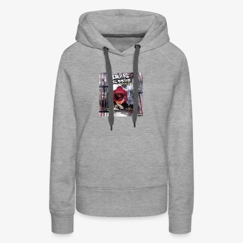 Smoke session shirt - Women's Premium Hoodie
