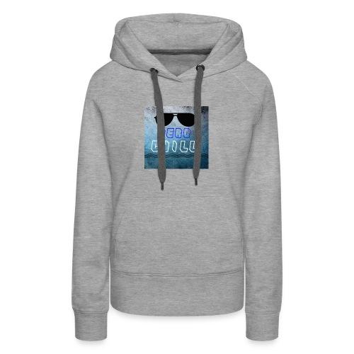 ZeroChillTshirt - Women's Premium Hoodie
