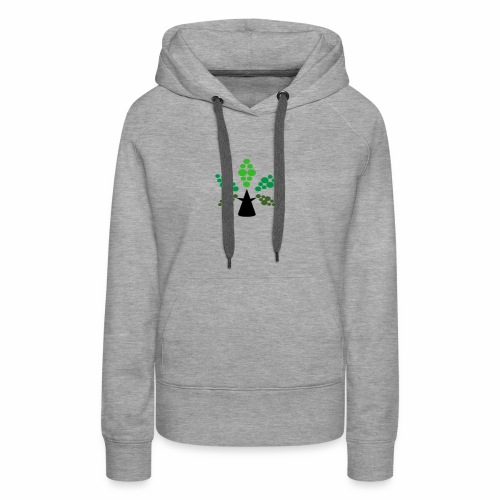 Tri City TriChomes FINAL LOGO 645AM 1 - Women's Premium Hoodie