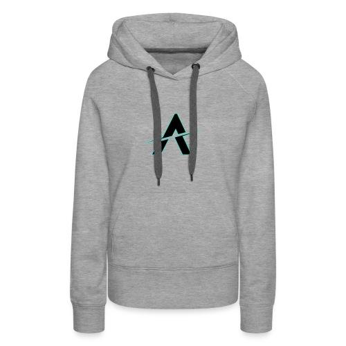 Archaea Split Logo - Women's Premium Hoodie