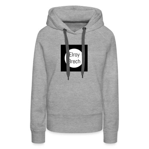 Elroy Brech - Women's Premium Hoodie