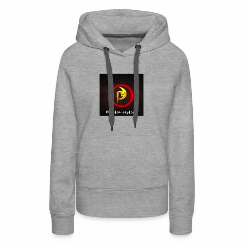 PhantomRaptors - Women's Premium Hoodie