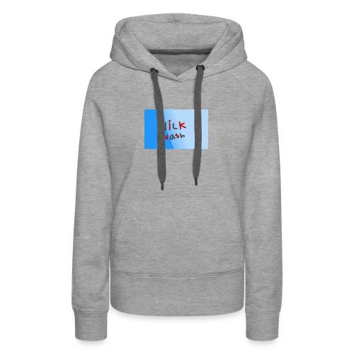 nicknashbrand - Women's Premium Hoodie