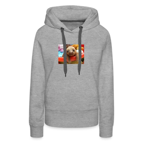 Baby Sloth Products! - Women's Premium Hoodie