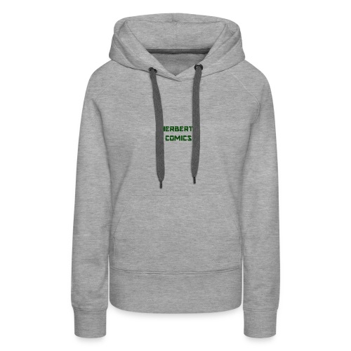 SherbertComics - Women's Premium Hoodie