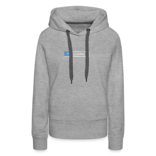 WP Learning Lab Logo - Women's Premium Hoodie