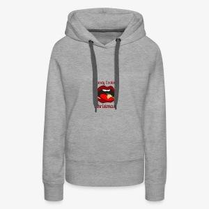 Candy Coated Christmas - Women's Premium Hoodie