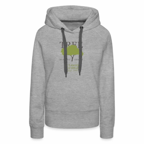 Tree Reading Swag - Women's Premium Hoodie