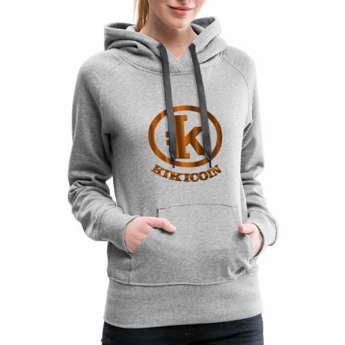 kikicoin new - Women's Premium Hoodie