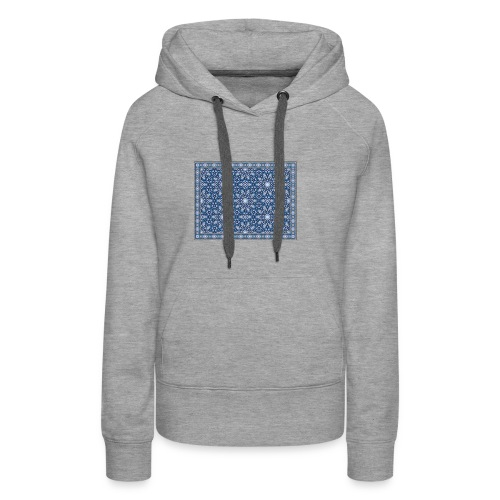 Art blue - Women's Premium Hoodie