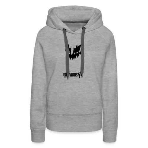 GrieviousYT T-shirt 1 - Women's Premium Hoodie