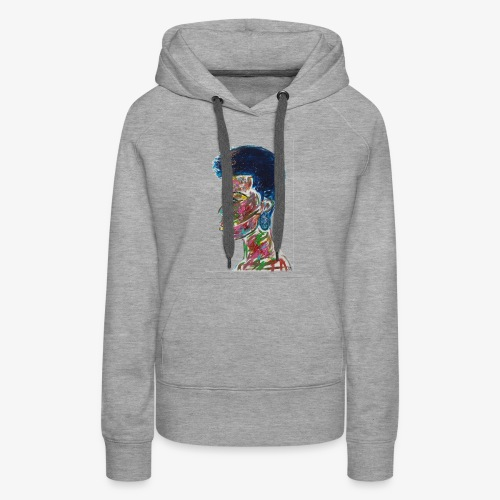 Natural Queen - Women's Premium Hoodie