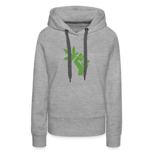 Free Weed - Women's Premium Hoodie