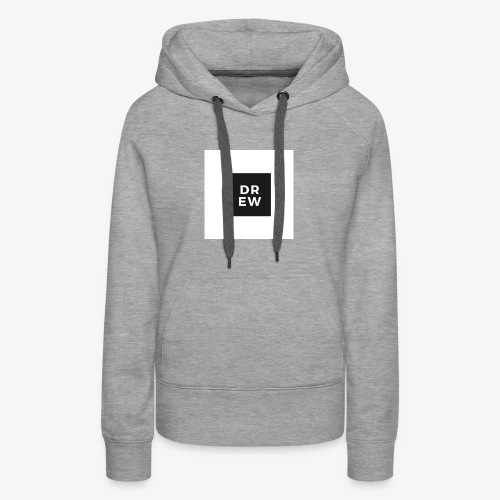 Official Drew Vlogs Merchandise - Women's Premium Hoodie