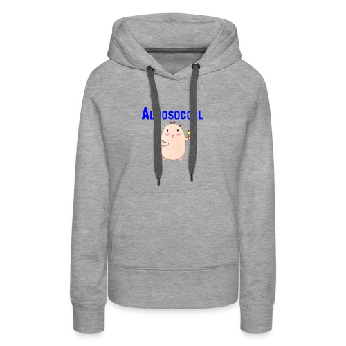 Guinea pig merchandise - Women's Premium Hoodie