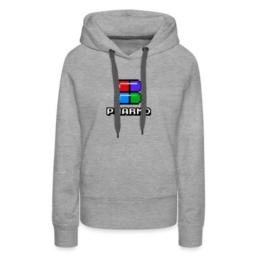 PharmD Stacked Logo - Women's Premium Hoodie