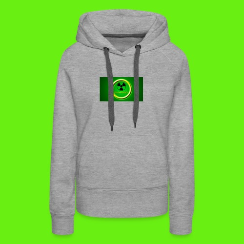 CorrosiveLick Reborn logo - Women's Premium Hoodie