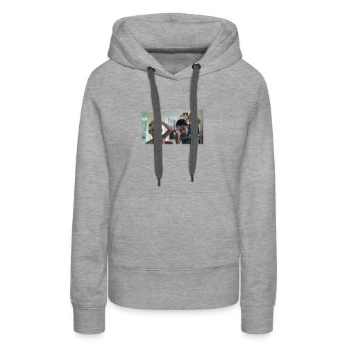 my shirt - Women's Premium Hoodie