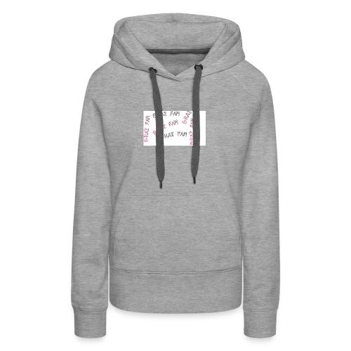 FIRST E-RAZ MERCH - Women's Premium Hoodie