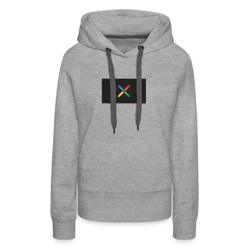 Nexus Gray - Women's Premium Hoodie
