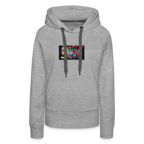 nba all teams - Women's Premium Hoodie