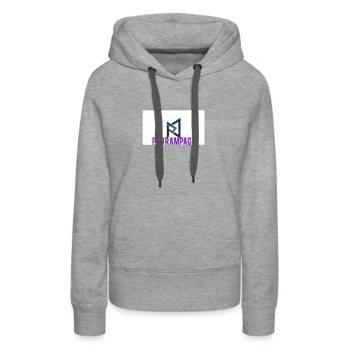 PAU RAMPAGE - Women's Premium Hoodie