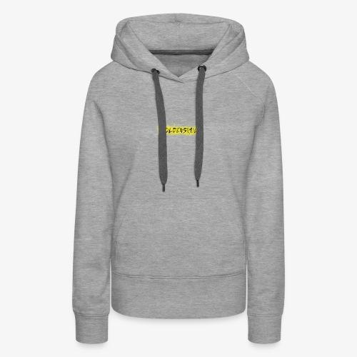 Goldenskul - Women's Premium Hoodie