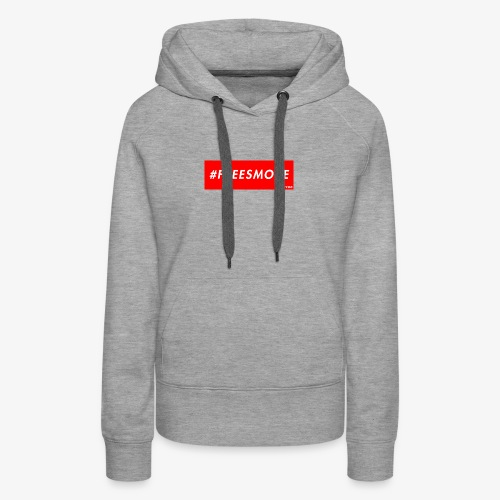 #FREESMOKE Season 1 - Women's Premium Hoodie